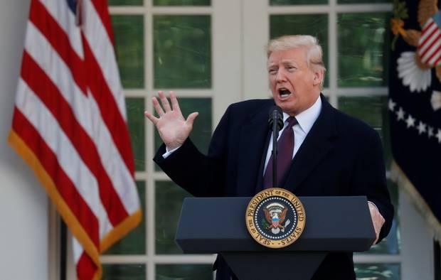"""เพื่อ""""อเมริกายิ่งใหญ่อีกครั้ง"""" สหรัฐจะไม่แตะซาอุดิอาระเบีย"""