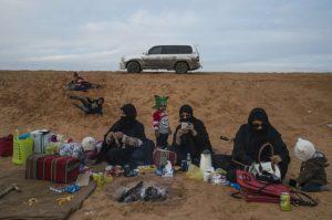เมือเกิดเป็นผู้หญิงในประเทศซาอุดิอาระเบีย