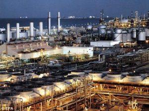 อุตสาหกรรมน้ำมันในประเทศซาอุดิอาระเบีย